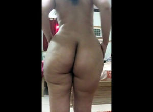 Live Web cam Indian immense rump