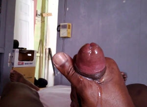 Ample ebony jizz-shotgun nutting Point..
