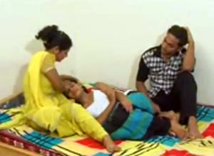Indian duo live hook-up talk