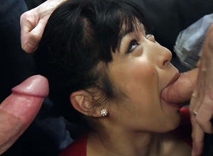 Mature chinese mommy Gets Jizz Strewn..